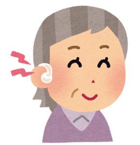 補聴器で毎日の耳トレを